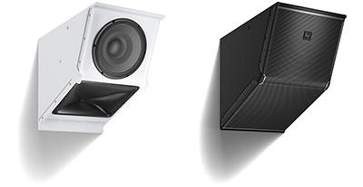 Новая серия компактных акустических систем для инсталляций Electro-Voice EVC