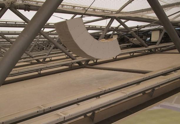 Модернизация звукоусилительной системы Electro-Voice на историческом стадионе OLYMPIASTADION в Берлине перед Чемпионатом Европы по легкой атлетике.