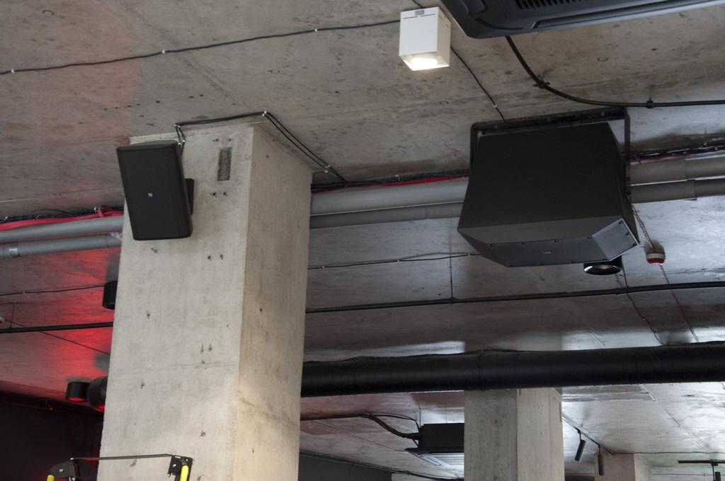 Звуковое оформление нового спортзала функционального тренинга «My F*cking Gym» акустическими системами Electro-Voice серии EVID-S и усилителями Dynacord L1300FD выполнил наш партнер в Киеве компания SoundSpace